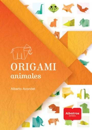 Papel Origami Animales