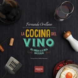 Libro La Cocina Del Vino