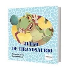 Libro Juego De Tiranosaurio