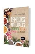Papel REMEDIOS NATURALES SECRETOS DE LA MEDICINA ALTERNATIVA (RUSTICA)