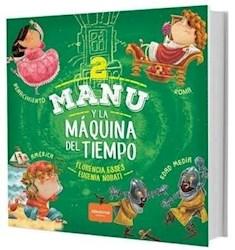 Libro Manu Y La Maquina Del Tiempo 2