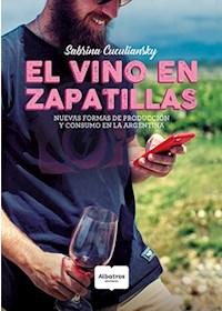 Papel El Vino En Zapatillas
