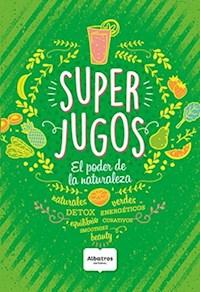 Libro Super Jugos