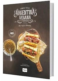 Papel Comida Típica Argentina Vegana