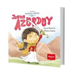 Papel Personajes Del Mundo - Juana Azurduy