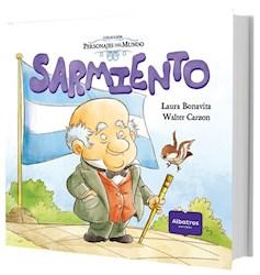 Papel Personajes Del Mundo - Sarmiento