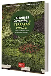 Libro Jardines Verticales Y Terrazas Verdes