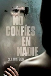 Libro No Confies En Nadie