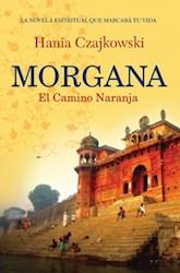 Papel Morgana El Camino Naranja