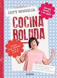 Libro Cocina Boluda