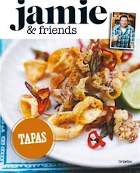 Papel Tapas Jamie & Friends