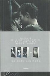 Libro Pack Cincuenta Sombras + Grey