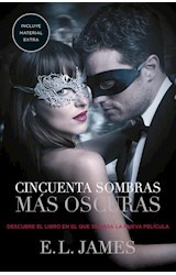 Papel CINCUENTA SOMBRAS MAS OSCURAS (PELICULA