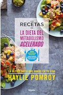 Papel RECETAS DE LA DIETA DEL METABOLISMO ACELERADO 200 DELICIOSAS RECETAS PARA PERDER 10 KILOS EN 20 DIAS