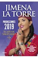 Papel PREDICCIONES 2019 [EL AÑO DE SAGITARIO] (COLECCION OBRAS DIVERSAS)