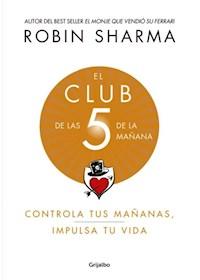 Papel El Club De Las 5 De La Mañana