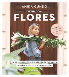 Libro Vivir Con Flores