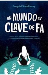 Papel UN MUNDO EN CLAVE DE FA (COLECCION FICCION)