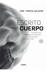 Libro Escrito Sobre El Cuerpo