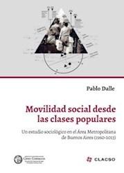 Libro Movilidad Social Desde Las Clases Populares