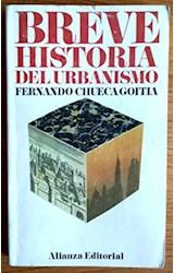 Papel BREVE HISTORIA DEL URBANISMO (ALIANZA BOLSILLO AB27)