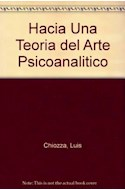 Papel HACIA UNA TEORIA DEL ARTE PSICOANALITICO (ALIANZA ESTUDIO AE38)