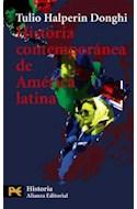 Papel HISTORIA CONTEMPORANEA DE AMERICA LATINA [7/ED] [HSITORIA] (ALIANZA ENSAYO AE3)