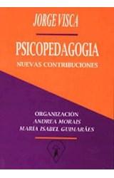 Papel PSICOPEDAGOGIA (NUEVAS CONTRIBUCIONES)