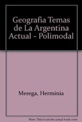 Papel Geografia Temas De La Arg Actual Santillana