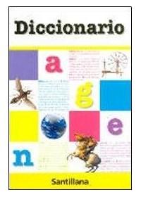 Papel Diccionario Santillana
