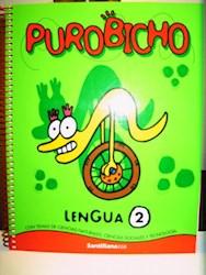 Papel Purobicho 2 Lengua