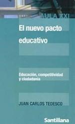 Papel Nuevo Pacto Educativo, El