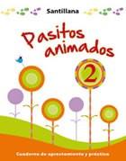 Papel PASITOS ANIMADOS 2 SANTILLANA CUADERNO DE APRESTAMIENTO Y PRACTICA (NOVEDAD 2011)