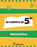 Papel Mi Carpeta De 5 Matematica