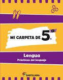 Papel Mi Carpeta De 5 Lengua  Practicas Del Lenguaje