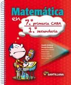 Papel Matematica 7/1 Caba Secundario