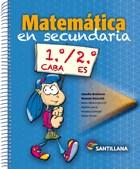 Papel Matemática En Secundaria 1°Caba/ 2°  Secundaria Es