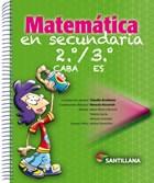 Papel Matematica En Secundaria 2/3