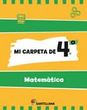 Papel Mi Carpeta De 4 Matematica