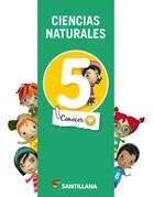 Papel Ciencias Naturales 5 Conocer+