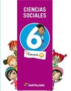 Papel Ciencias Sociales 6 Conocer +