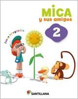 Libro Mica Y Sus Amigos 2