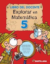 Papel Explorar En Matematica 5