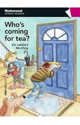 Papel Who's coming for tea?- Richmond Primary Readers