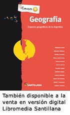 Papel Geografía. Espacios Geográficos De La Argentina Conocer + 2013