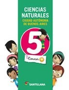 Papel Ciencias Naturales 5 Caba Conocer + 2014