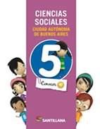 Papel Ciencias Sociales 5 Caba Conocer + 2014