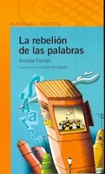 Papel Rebelion De Las Palabras, La - Naranja
