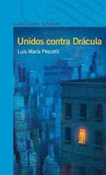 Papel Unidos Contra Dracula - Azul