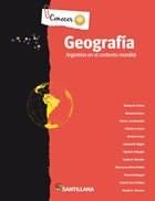Papel GEOGRAFIA SANTILLANA CONOCER + ARGENTINA EN EL CONTEXTO MUNDIAL (NOVEDAD 2014)